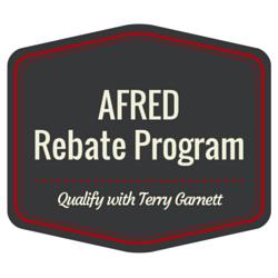 AFRED Rebate Program